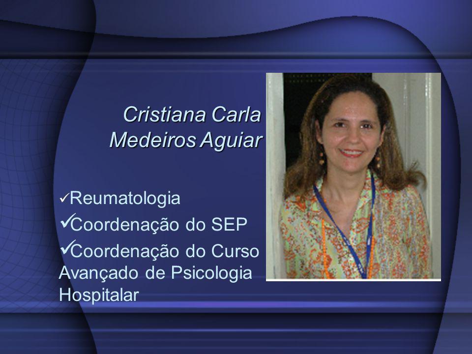 Cristiana Carla Medeiros Aguiar