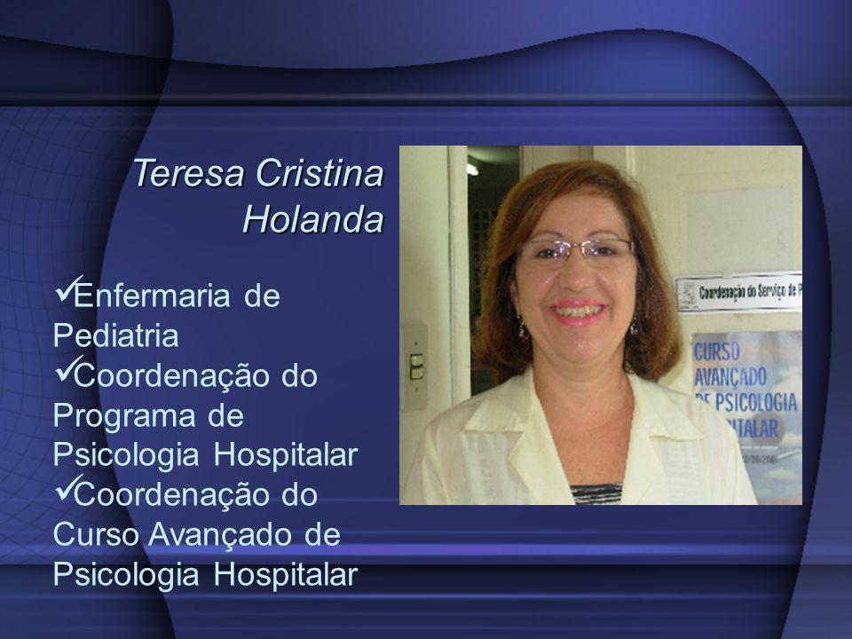 Teresa Cristina Holanda Enfermaria de Pediatria