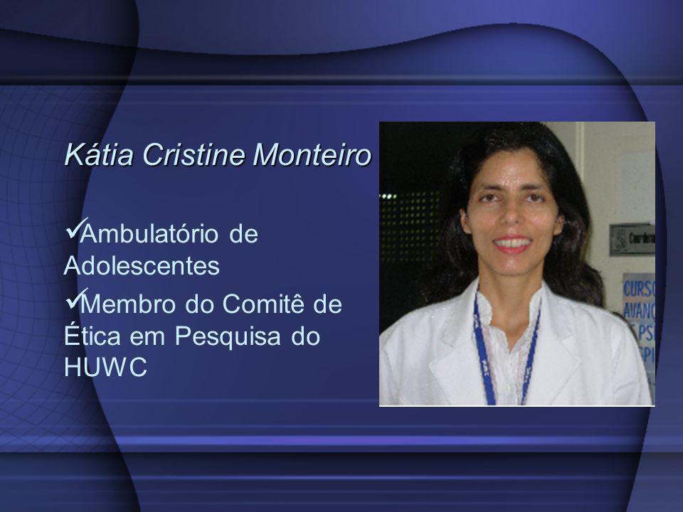 Kátia Cristine Monteiro