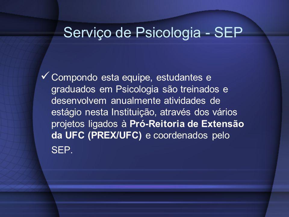 Serviço de Psicologia - SEP