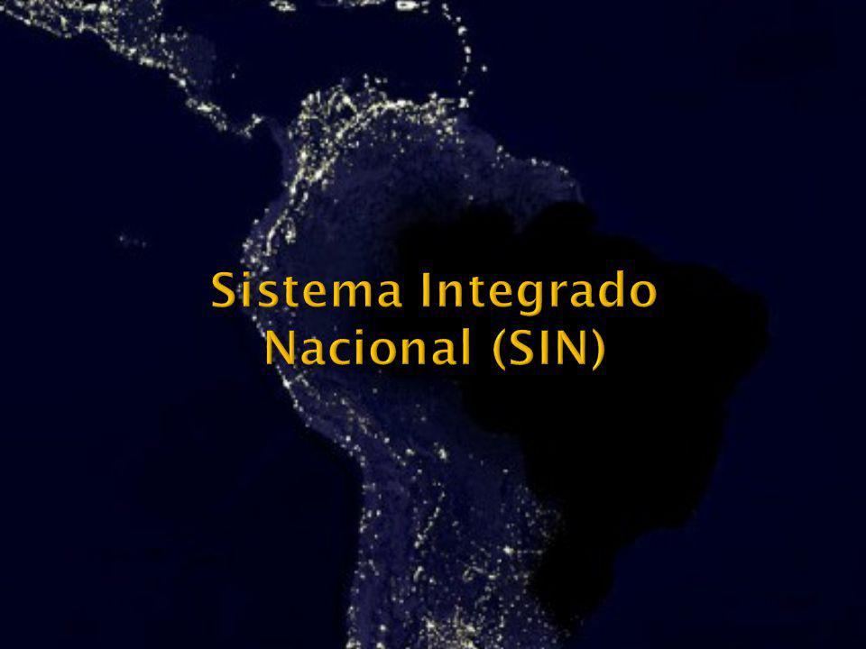 Sistema Integrado Nacional (SIN)