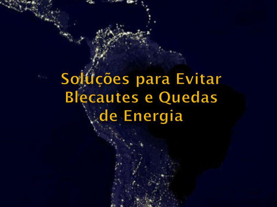 Soluções para Evitar Blecautes e Quedas de Energia