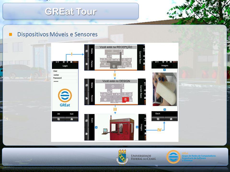 GREat Tour Dispositivos Móveis e Sensores