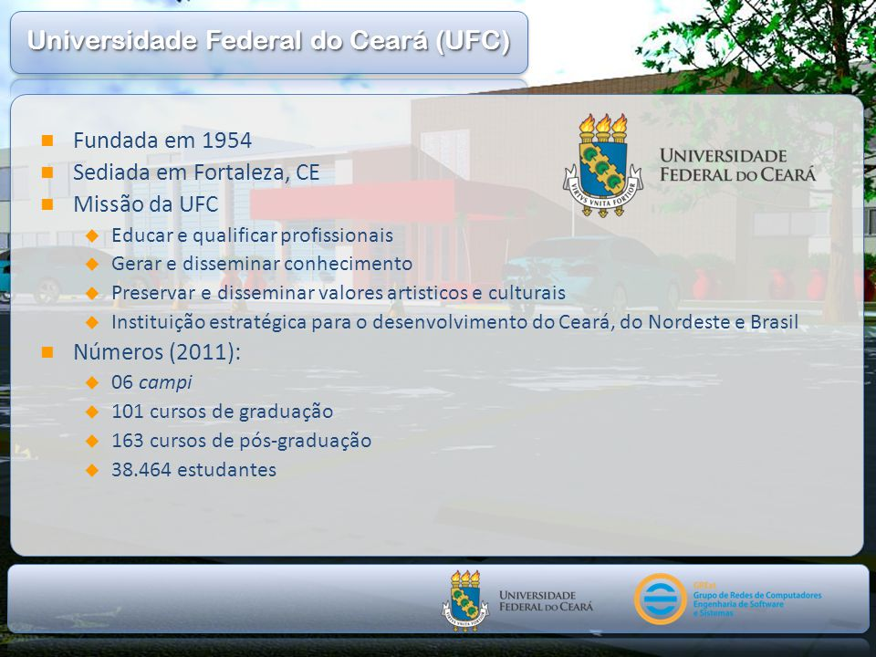 Universidade Federal do Ceará (UFC)