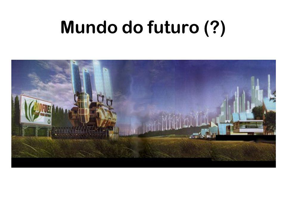Mundo do futuro ( )