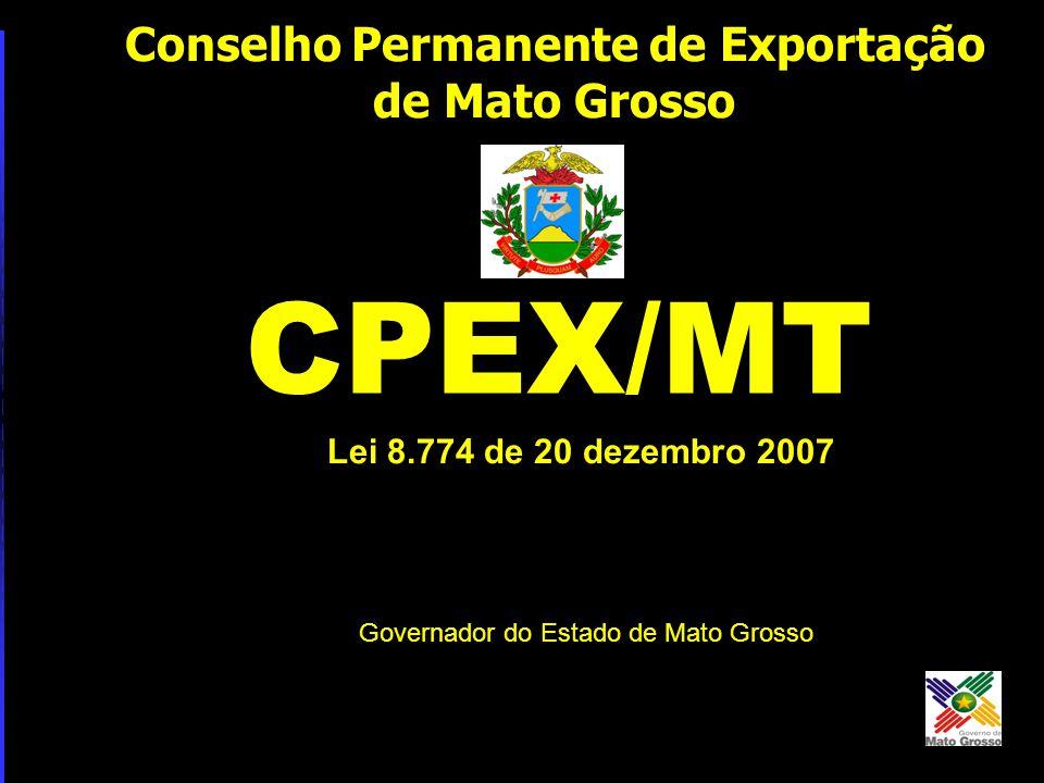 Conselho Permanente de Exportação de Mato Grosso