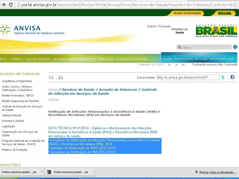 Secretaria de Estado da Saúde Superintendência de Vigilância em Saúde