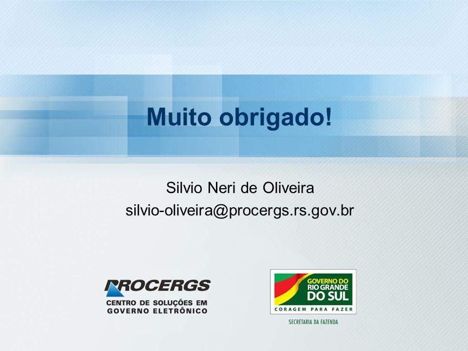 Silvio Neri de Oliveira