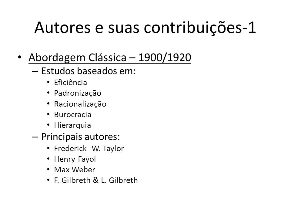 Autores e suas contribuições-1