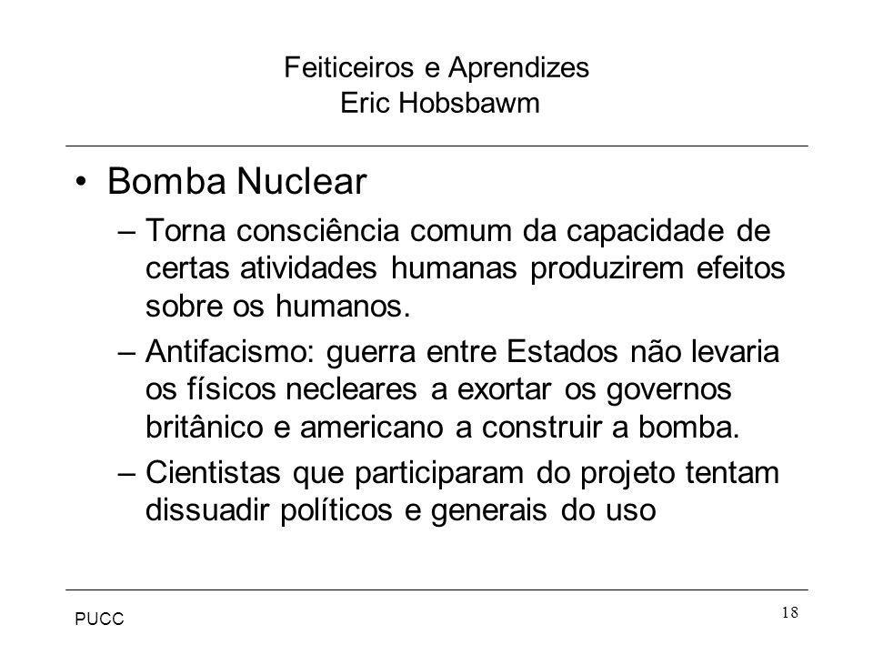 Feiticeiros e Aprendizes Eric Hobsbawm