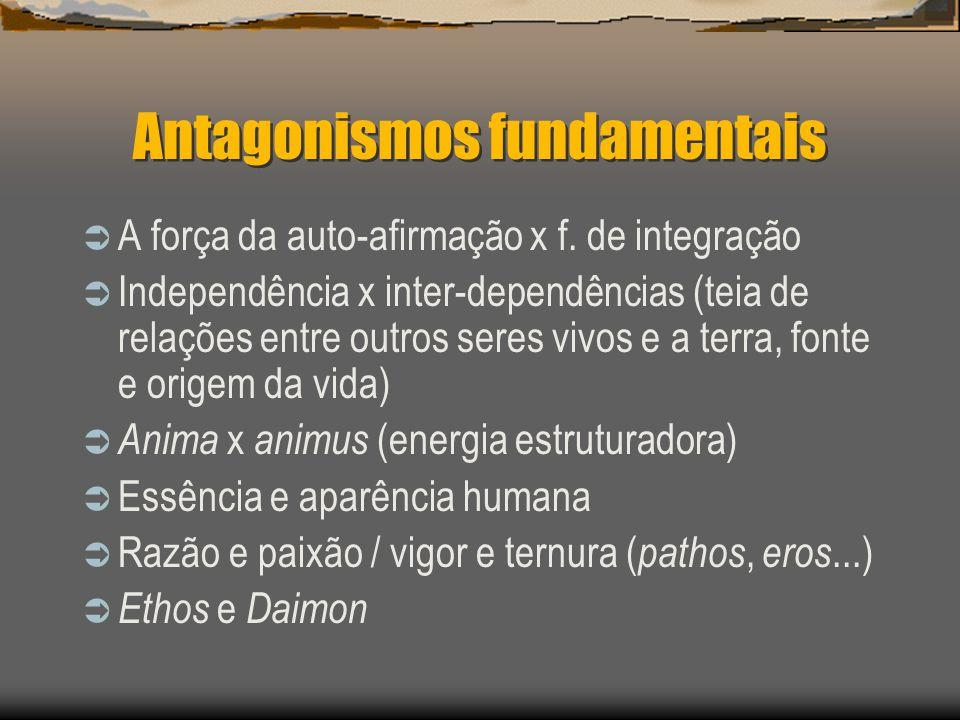 Antagonismos fundamentais