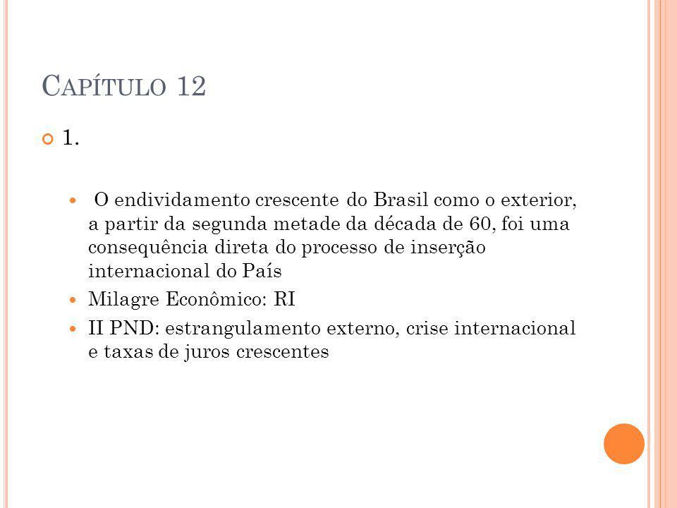 Capítulo 12 1.