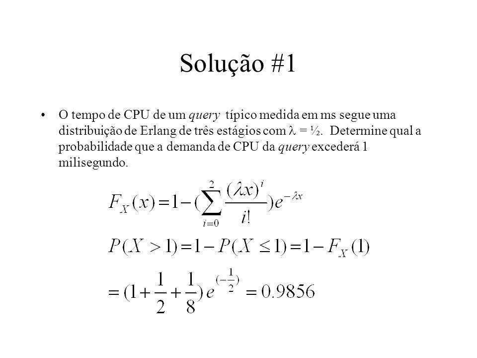 Solução #1