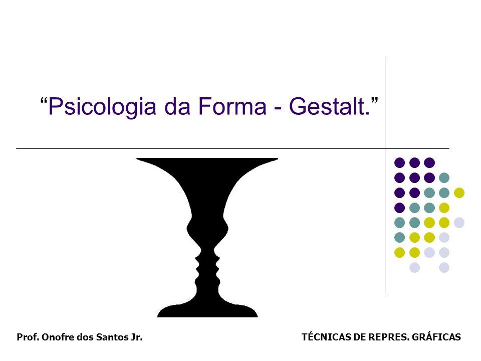Psicologia da Forma - Gestalt.