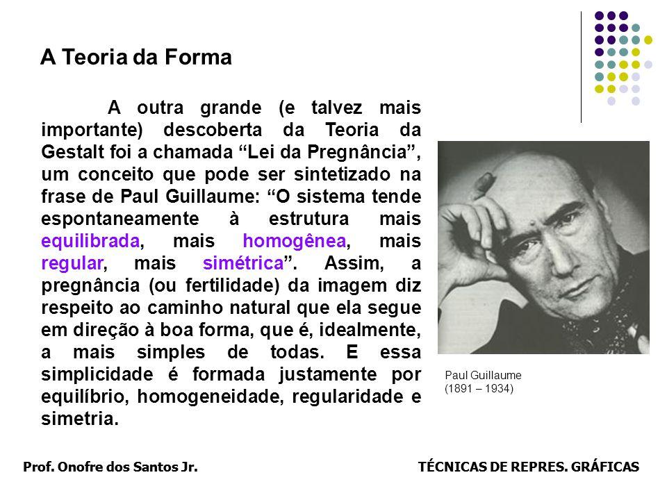 A Teoria da Forma