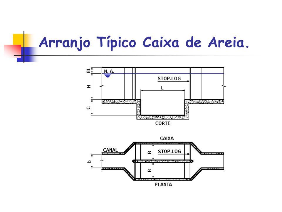 Arranjo Típico Caixa de Areia.
