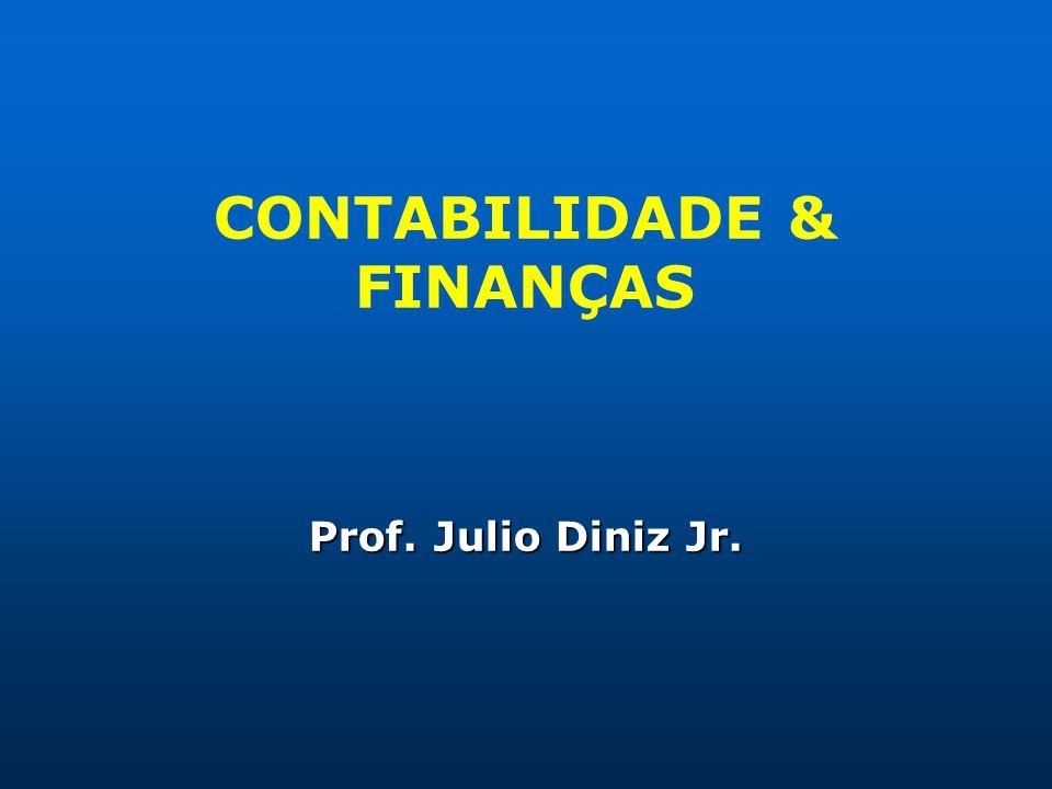 CONTABILIDADE & FINANÇAS