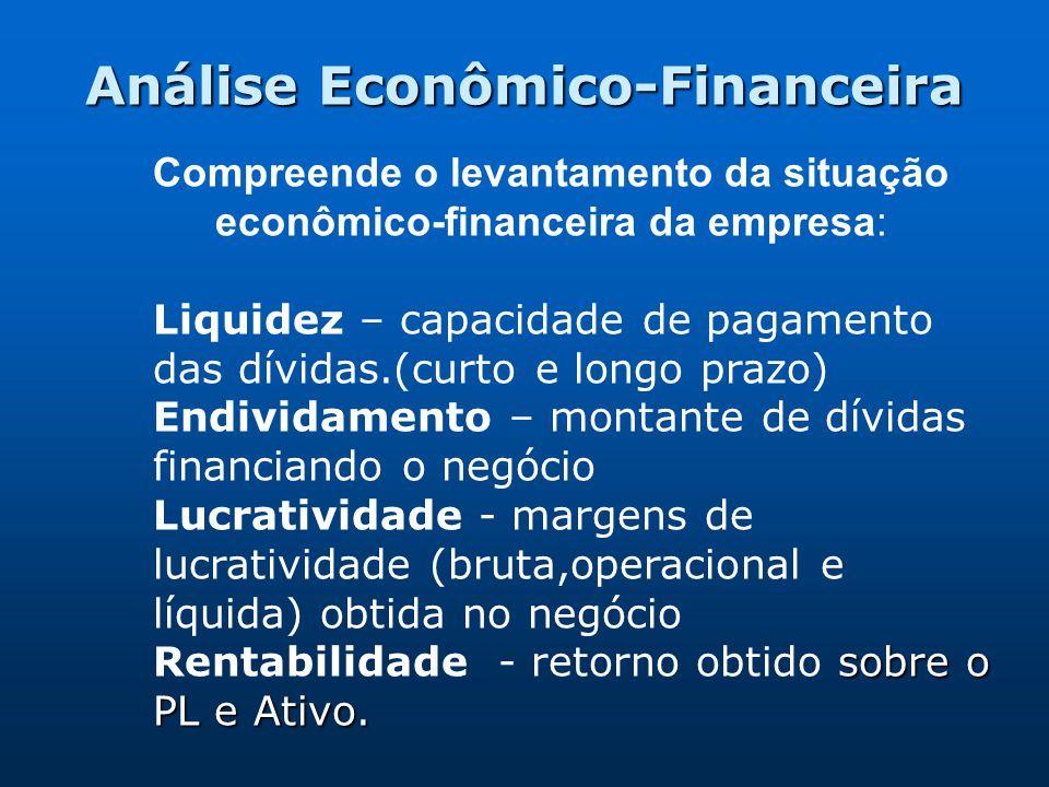 Análise Econômico-Financeira