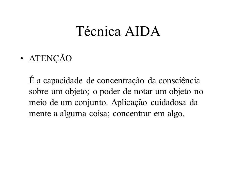 Técnica AIDA
