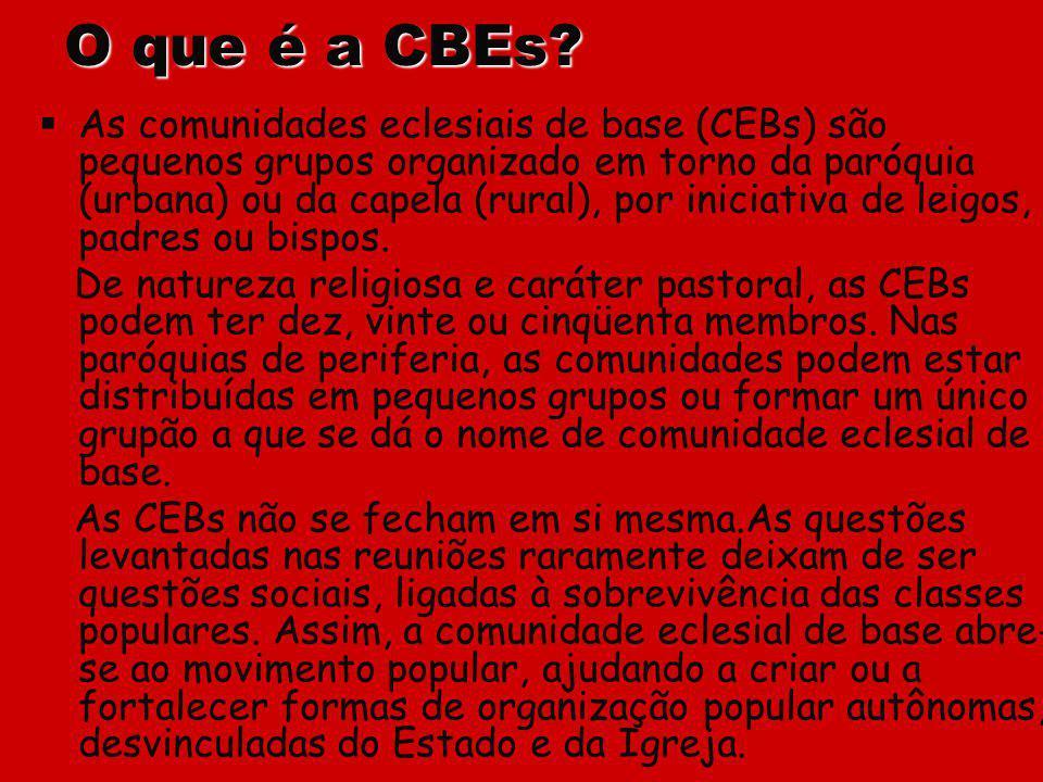 O que é a CBEs