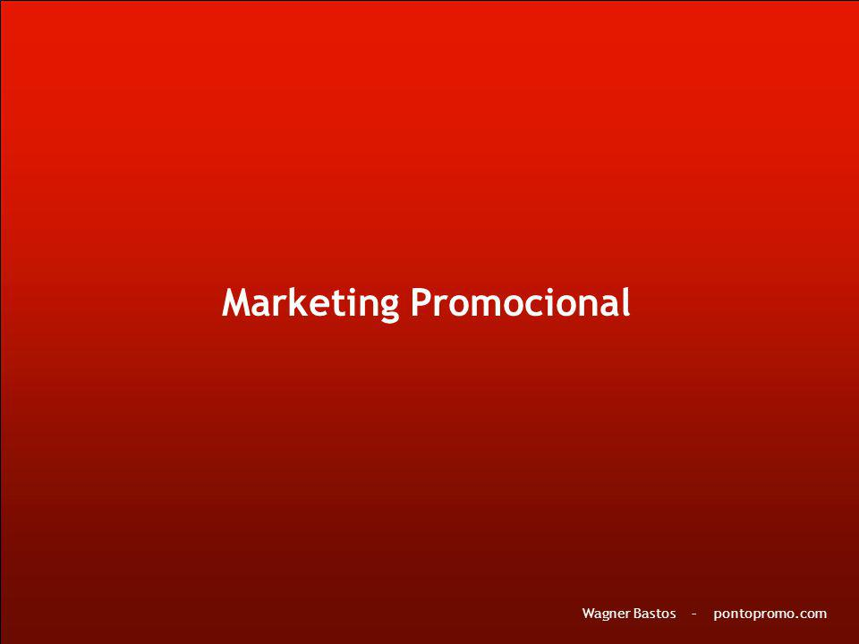 Marketing Promocional