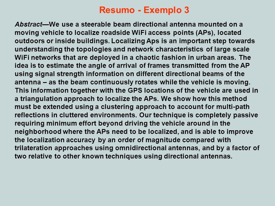 Resumo - Exemplo 3