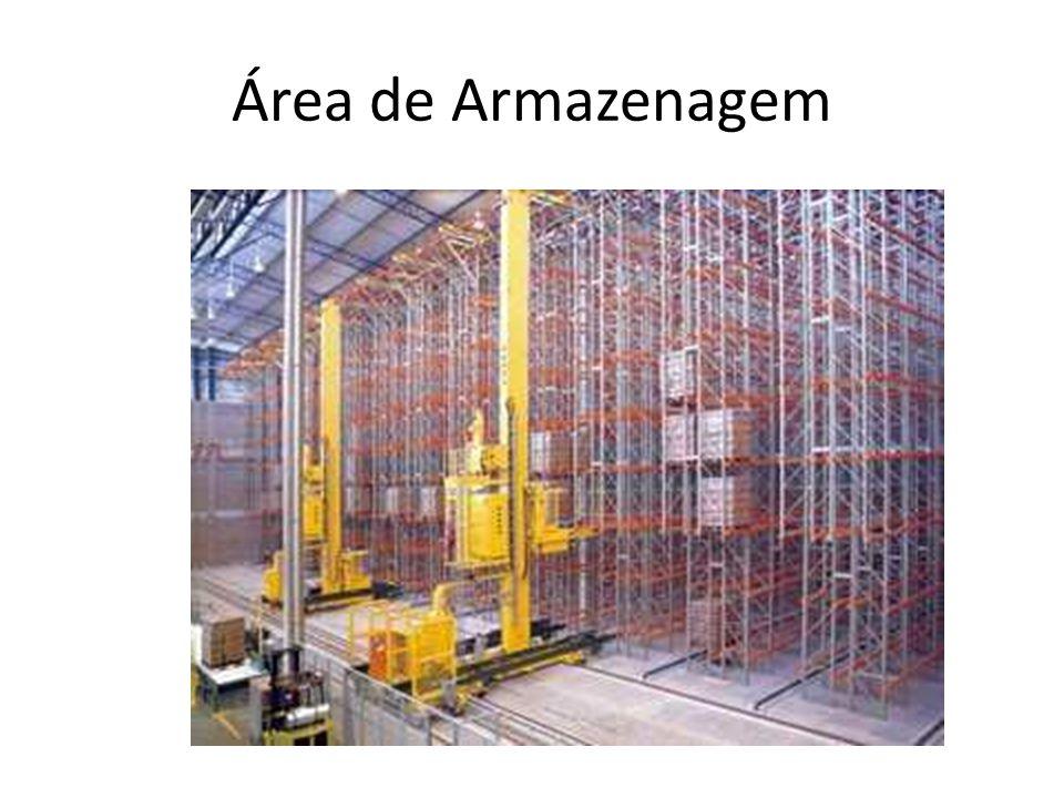 Área de Armazenagem