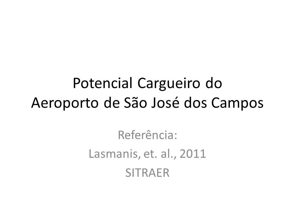 Potencial Cargueiro do Aeroporto de São José dos Campos