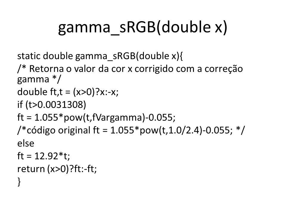 gamma_sRGB(double x)