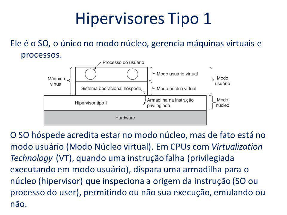Hipervisores Tipo 1
