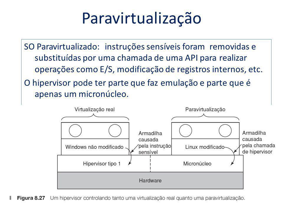 Paravirtualização