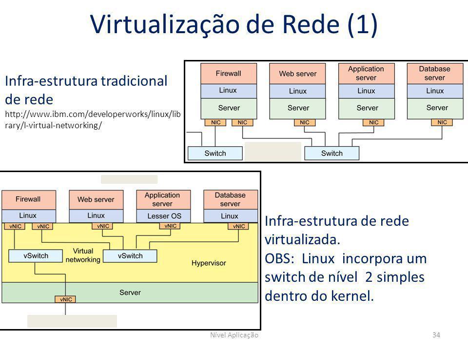 Virtualização de Rede (1)