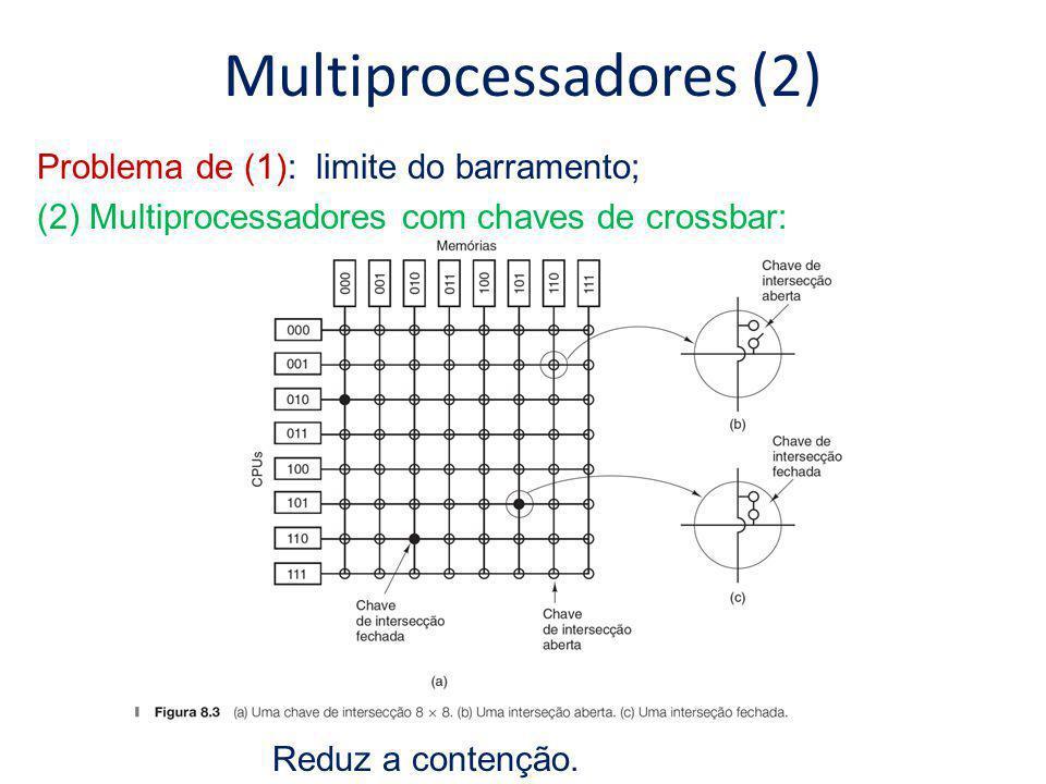 Multiprocessadores (2)