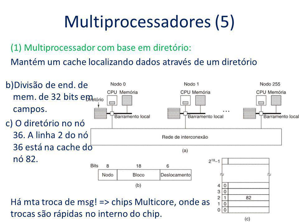 Multiprocessadores (5)