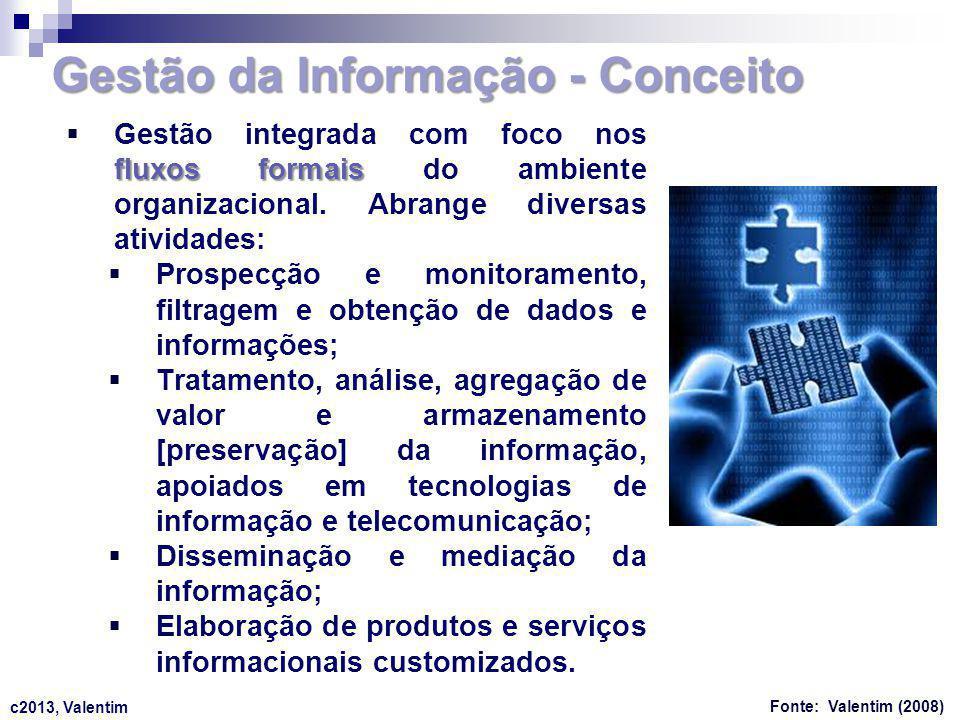 Gestão da Informação - Conceito