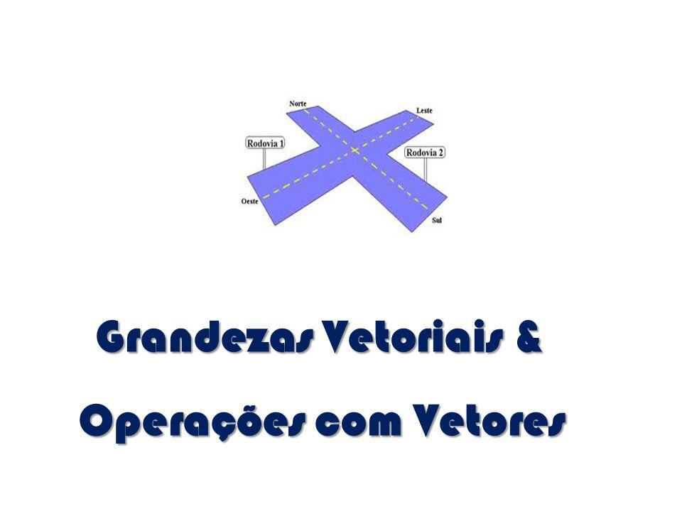 Grandezas Vetoriais & Operações com Vetores