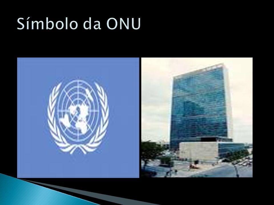 Símbolo da ONU