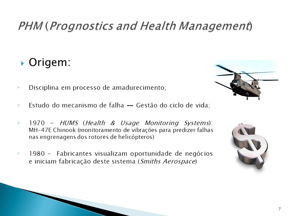 PHM (Prognostics and Health Management)