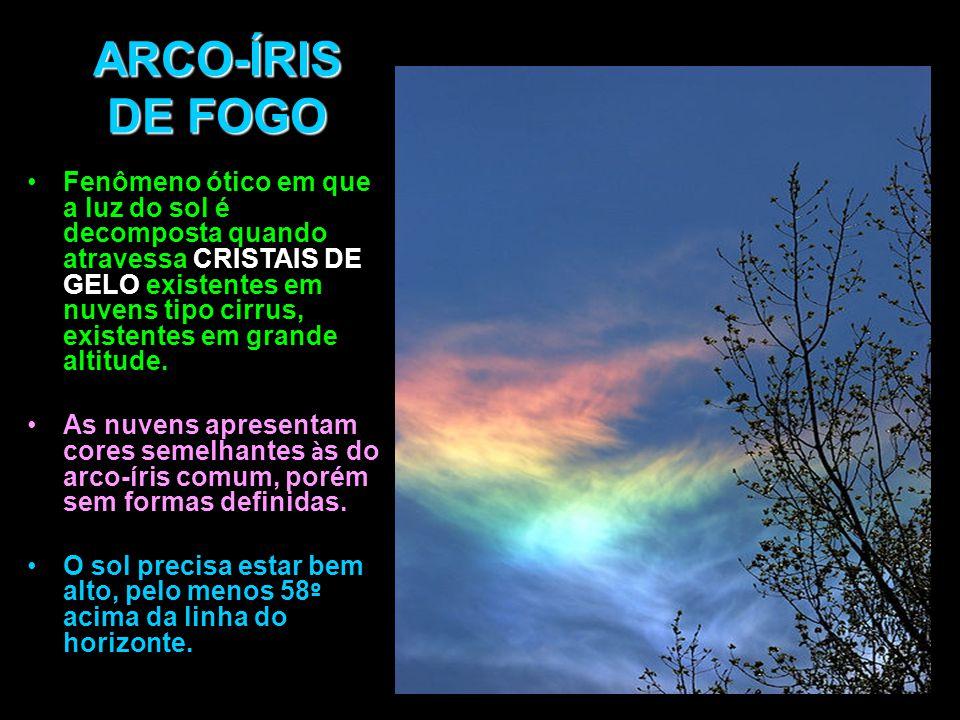 ARCO-ÍRIS DE FOGO