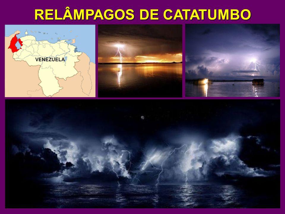 RELÂMPAGOS DE CATATUMBO