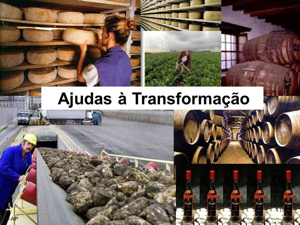 Ajudas à Transformação