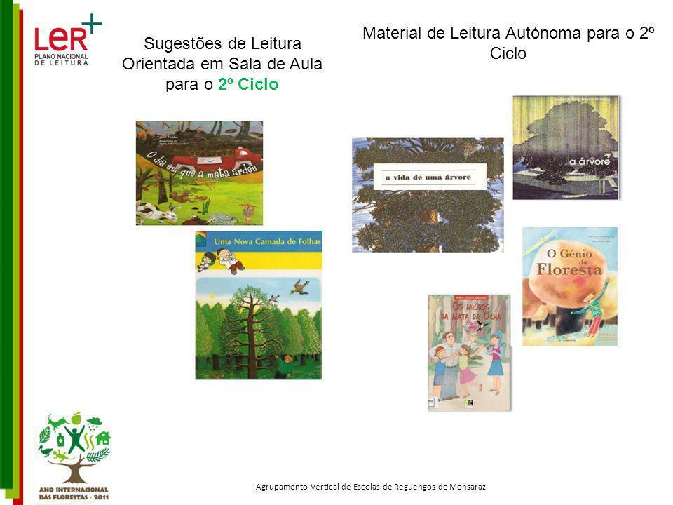 Material de Leitura Autónoma para o 2º Ciclo