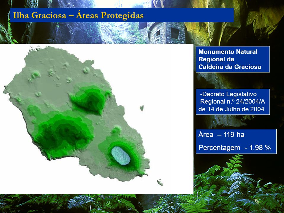 Ilha Graciosa – Áreas Protegidas