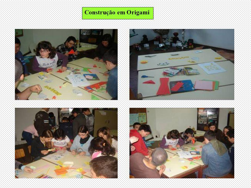 Construção em Origami