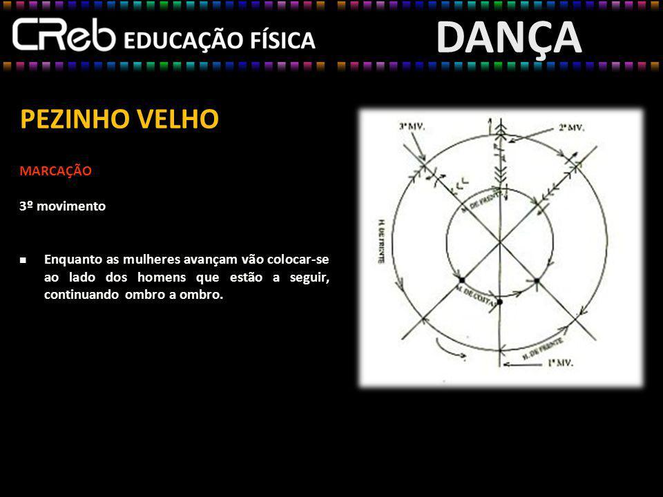 DANÇA PEZINHO VELHO MARCAÇÃO 3º movimento
