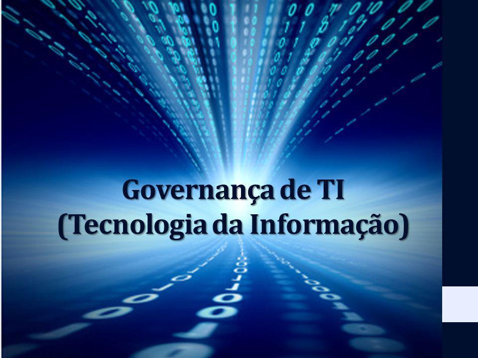 Governança de TI (Tecnologia da Informação)