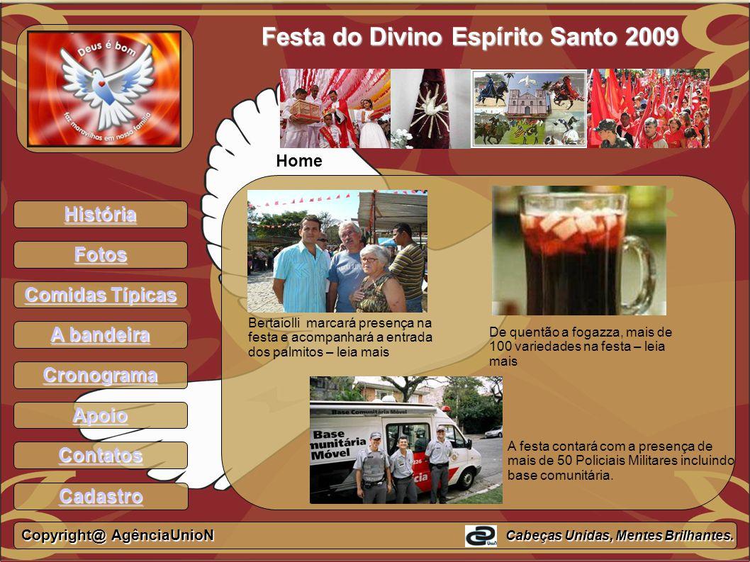 Festa do Divino Espírito Santo 2009