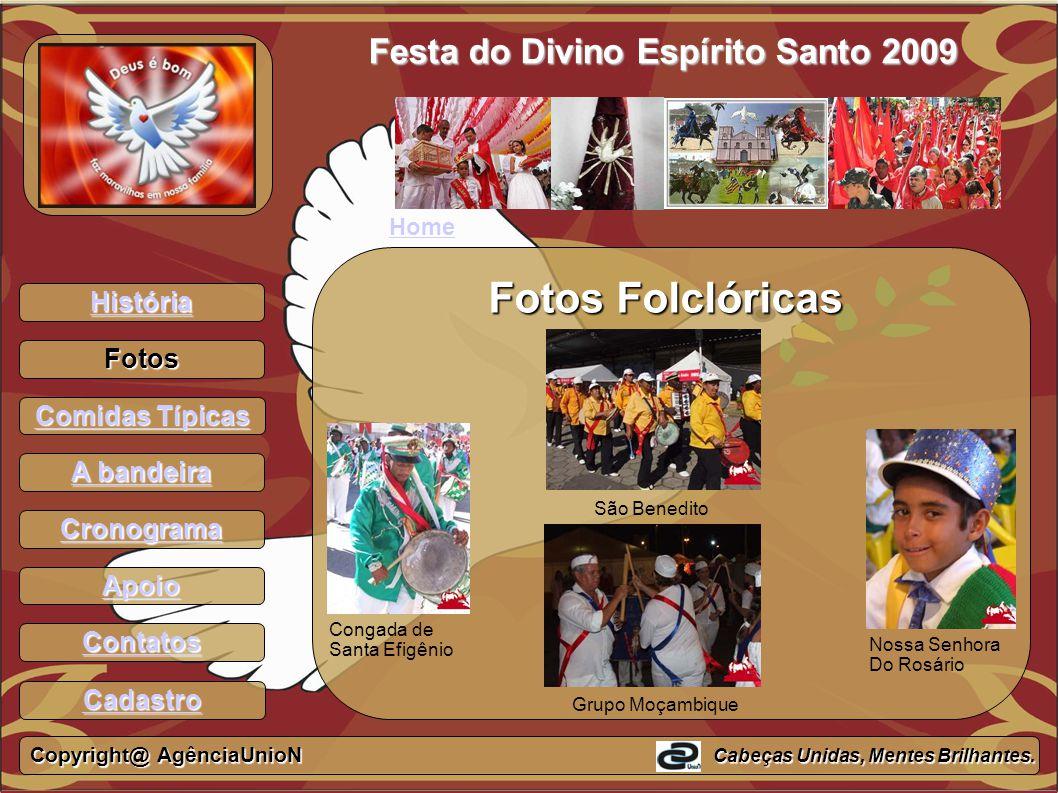 Fotos Folclóricas Festa do Divino Espírito Santo 2009 História Fotos