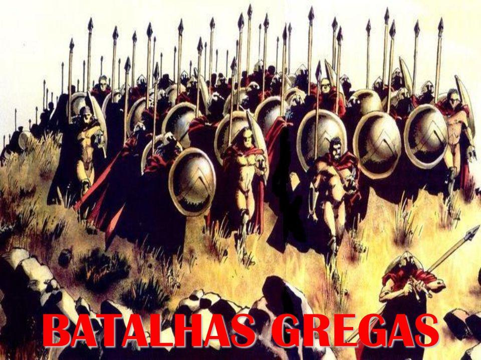 BATALHAS GREGAS