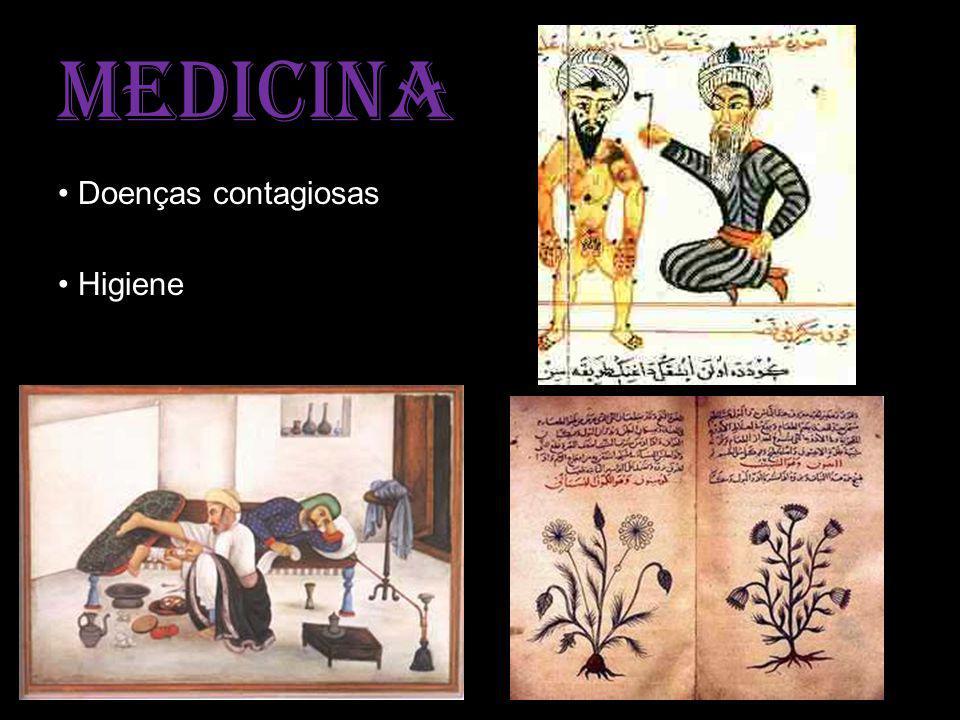 MEDICINA • Doenças contagiosas • Higiene